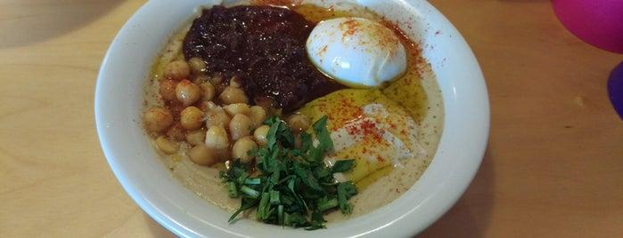 Hummus Eliyahu חומוס אליהו is one of Israel.