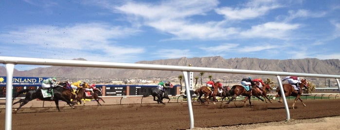 Sunland Park Racetrack & Casino is one of El Paso.