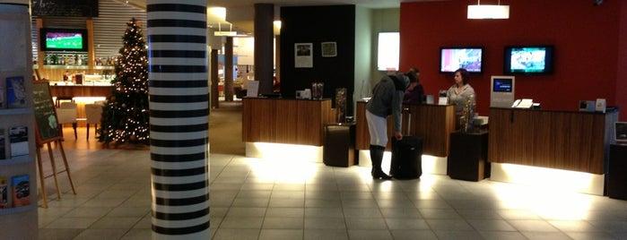 Novotel Mechelen Centrum is one of Posti che sono piaciuti a Selmin.