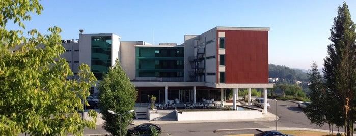 Penafiel Park Hotel & Spa is one of Locais Favoritos.