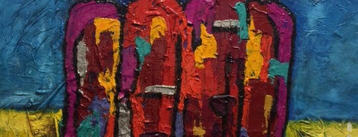 Tedd ART Works is one of Locais curtidos por Logan.