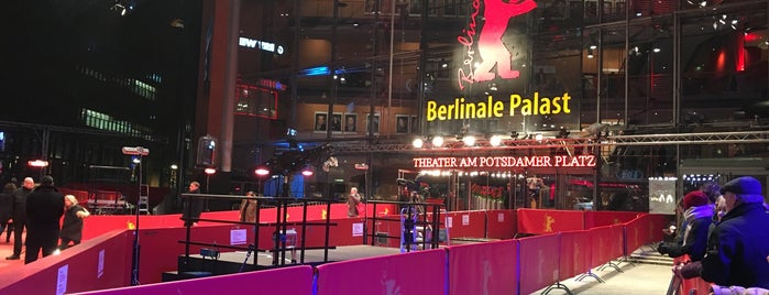 Berlinale Palast is one of 4sq365de (1/2).