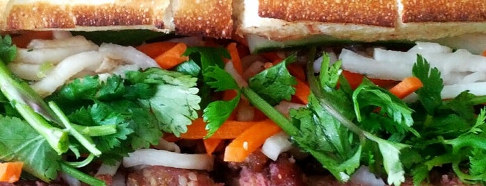 Ba Xuyên is one of Sandwiches.