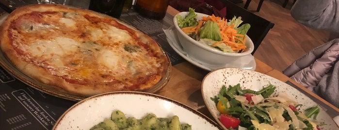 Pasta e Basta is one of Eats: Munich.