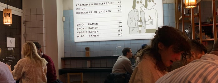 Slurp Ramen Joint is one of COPENHAGEN 2.