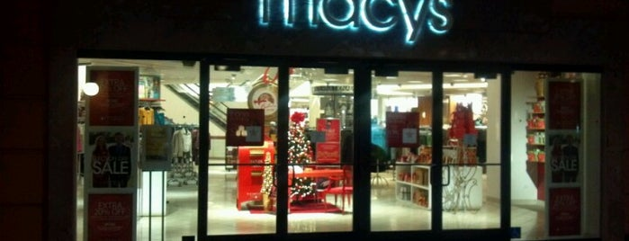 Macy's is one of Locais curtidos por Sergio M. 🇲🇽🇧🇷🇱🇷.