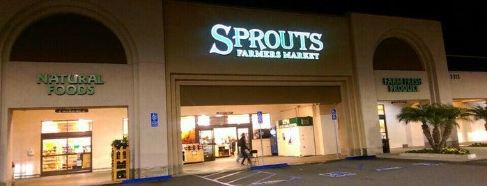 Sprouts Farmers Market is one of Locais curtidos por Joseph.