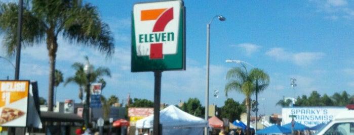 7-Eleven is one of Cynthia : понравившиеся места.