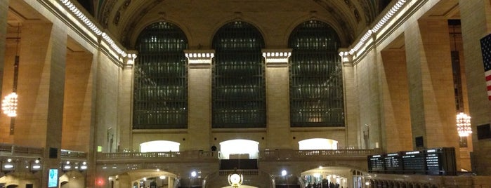 Grand Central Terminal is one of Nova York.