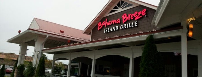 Bahama Breeze is one of Try.