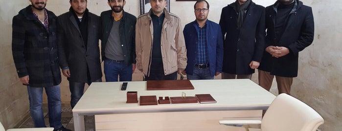 MİSİAD - Memleketçi ve Sanayici İş Adamları  Şanlıurfa Şubesi is one of สถานที่ที่ Celâl ถูกใจ.
