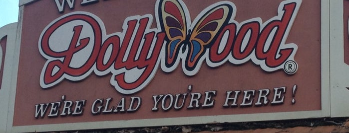 Dollywood is one of May Road Trip.