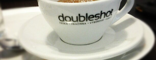 Amali Chocolaterie is one of Kde si pochutnáte na kávě doubleshot?.