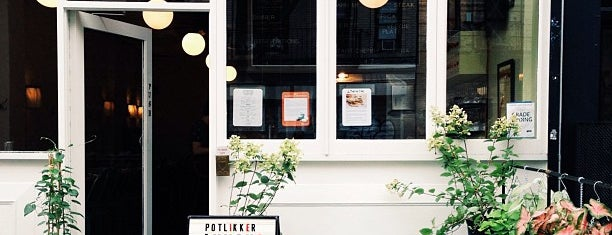 Potlikker is one of NYC.