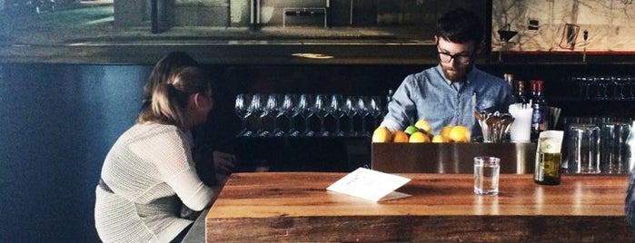 Bar Agricole is one of San Francisco.