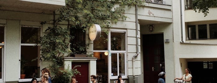 Populus Coffee is one of VeganBerlin.