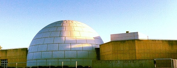 Planetario de Madrid is one of Turismo Por Hacer En Madrid.