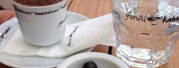 Gönül Kahvesi is one of Ayşe'nin Beğendiği Mekanlar.