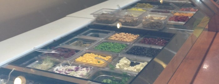 Salata is one of Spring Eat Spots.