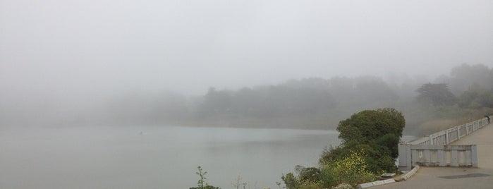 Lake Merced Run Loop is one of SF.