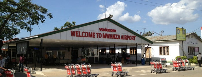 Mwanza International Airport (MWZ) is one of Magnus's Liked Places.