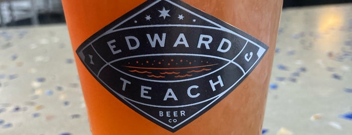 Edward Teach Brewing is one of My Brewery List.