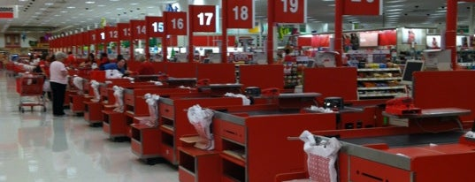 Target is one of Russ's Liked Places.