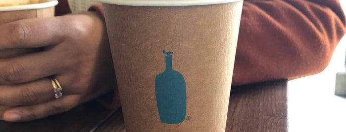 Blue Bottle Coffee Kiosk is one of Blue Bottle.
