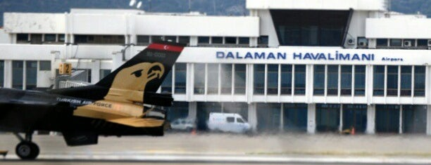 Dalaman Havalimanı (DLM) is one of Top Airports in Europe.