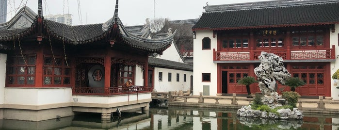 Shanghai Confucian Temple is one of Touring Shanghai.