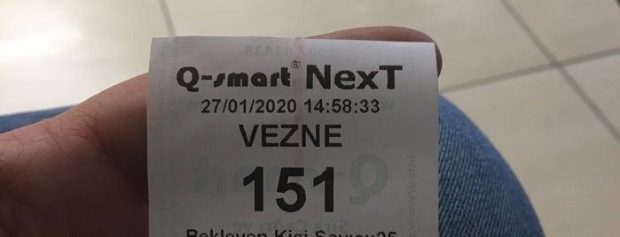 Seğmenler Vergi Dairesi is one of İŞYERLERİ.