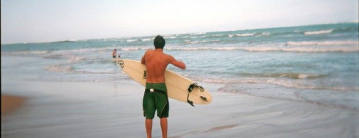 Pine Grove Beach is one of Puerto Rico.