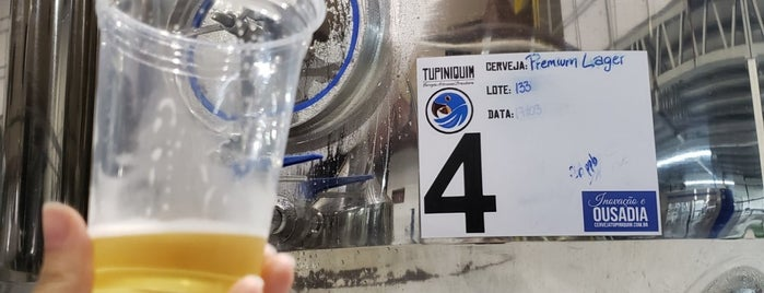 Cervejaria Tupiniquim is one of POA.