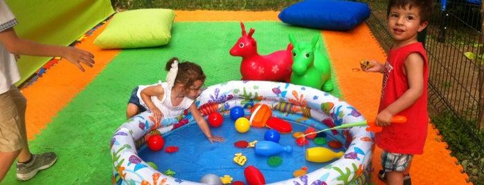Love To Play-Anne Ve Bebek Oyun Grubu-Atolye is one of Tempat yang Disimpan Ayşe.
