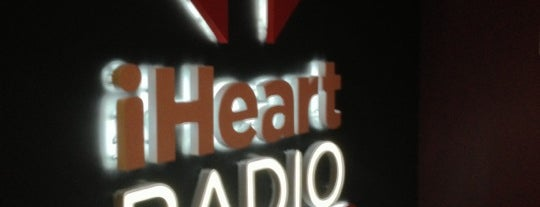 iHeartRadio Theater is one of Tour Locales.