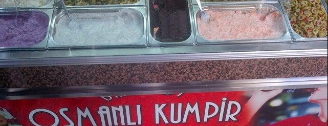 Osmanlı Kumpir is one of Gizemliさんの保存済みスポット.