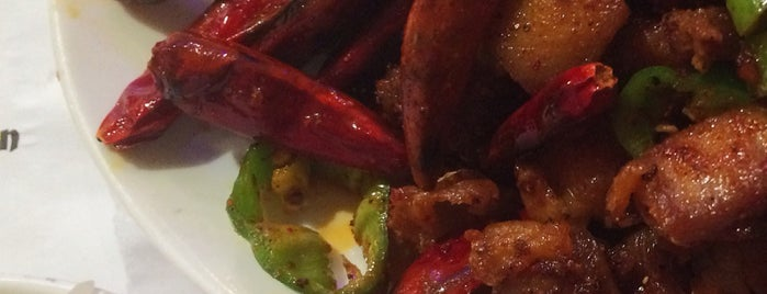 Savour Sichuan is one of interesting cuisines.