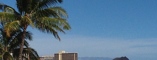 Ala Moana Beach Park is one of Favorite Local Kine Hawaii.