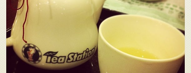 Tea Station is one of boba/tea houses.