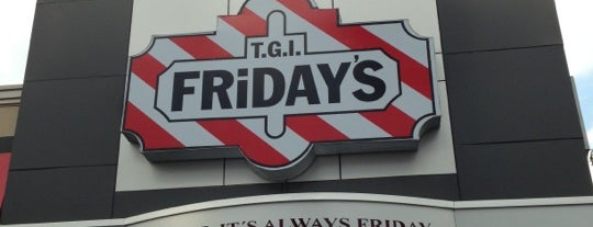 T.G.I. Friday's is one of Favoritos.