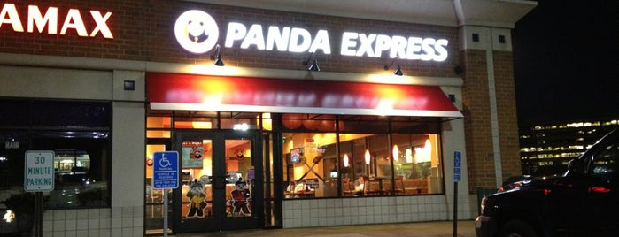 Panda Express is one of All The Places I Can Think of That I've been.