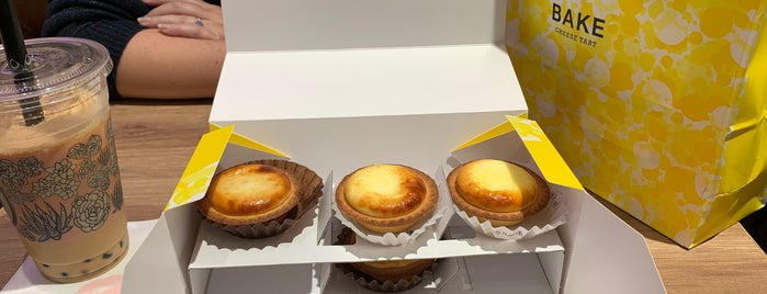 Bake Cheese Tart is one of Rajul goes to Japan.
