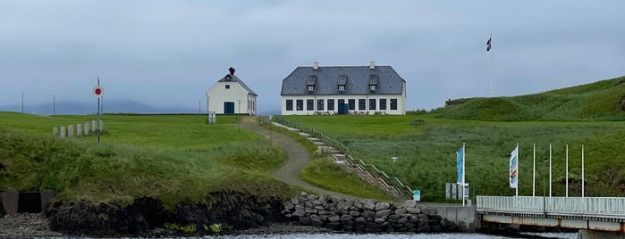 Viðey is one of Part 1 - Attractions in Great Britain.