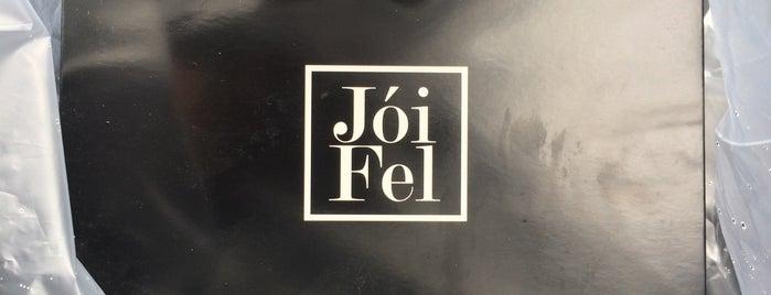 Jói Fel - Bakaríið hjá Jóa Fel Brauð og Kökulist is one of สถานที่ที่บันทึกไว้ของ N..