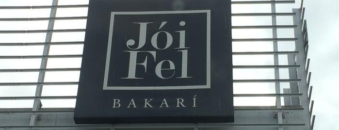 Jói Fel - Bakaríið hjá Jóa Fel Brauð og Kökulist is one of N. 님이 저장한 장소.