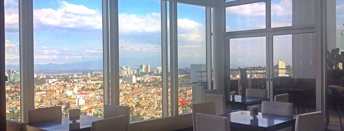 Sky lounge is one of México.