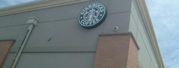 Starbucks is one of Everywhere I've been in the Denver Metro.
