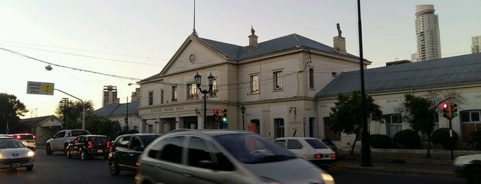 Estación Rosario Norte [Línea Mitre] is one of Rosario.