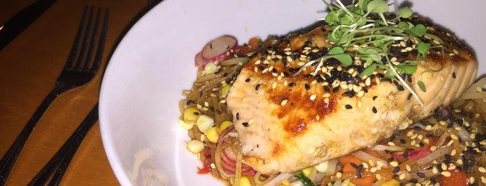 Catch - Modern Seafood Cuisine is one of Morgan : понравившиеся места.