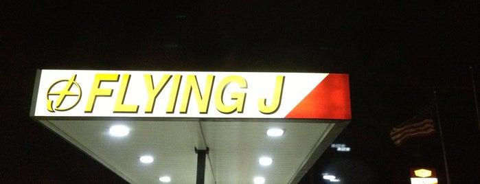 Flying J is one of Posti salvati di Dan.